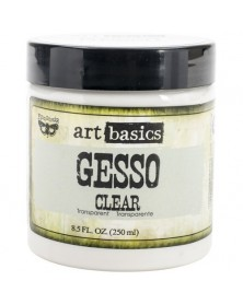 Art Basic Clear Gesso