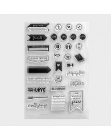 Clear Stamps - basics