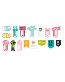 Designer clips - You are Loved