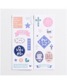 Planner stickers - Hope