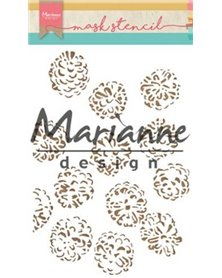 Marianne Design - Clear stamps Tiny's Pine cones